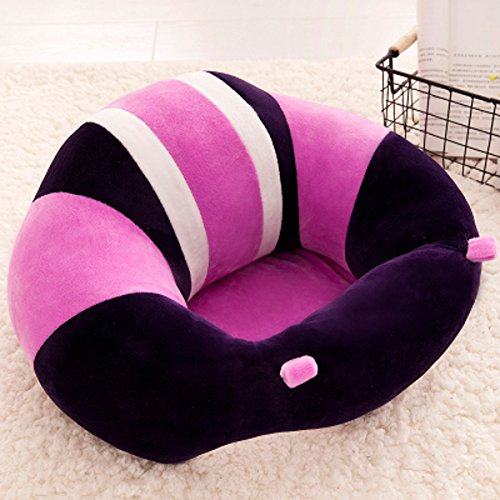 Lecent@ Infant Safe Sitting Chair Comfortable Nursing Pillow Protectors for 3-10 Months (Purple) Lecent Electronic