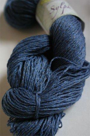 - Jade Sapphire Sylph - Cashmere & Linen Yarn (S18 Jet Stream)