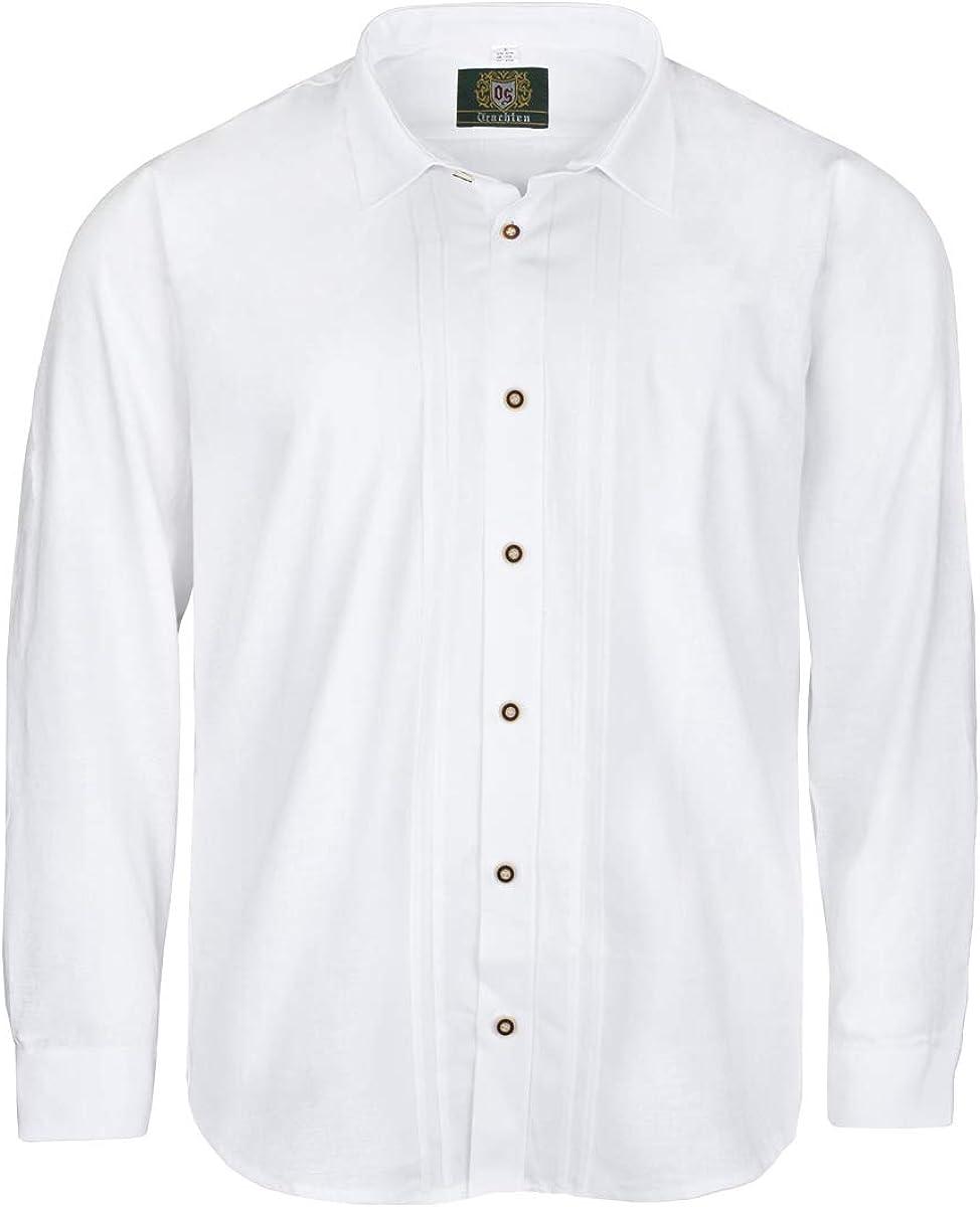 Orbis Camisa de Traje típico Blanca Tallas XXL: Amazon.es: Ropa y accesorios