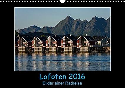 Lofoten 2016 - Bilder einer Radreise - Wandkalender 2016