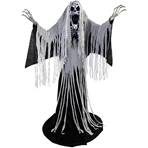 76'' Towering Wailing Soul Halloween Decoration by BLOSSOMZ