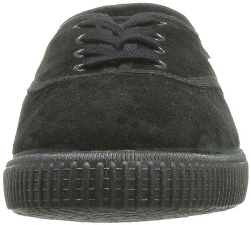 Noir negro Mixte Baskets Victoria Serraje Inglesa Adulte Mode qFTTgf