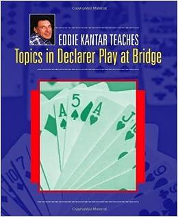 Topics in Declarer Play at Bridge