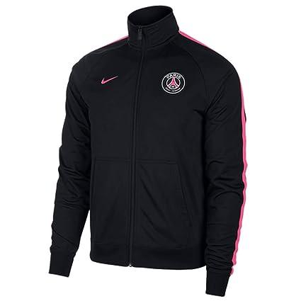 new product 9f05b f8cbe Amazon.com : Nike Paris Saint-Germain Men's Full-Zip Jacket ...
