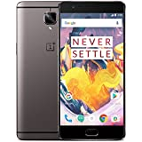 Oneplus 3T Gray 6G RAM 64GB ROM Oneplus Three T 4G LTE Dual Sim Android 6.0 Quad Core 2.2GHz 5.5 inch FHD 8+16MP