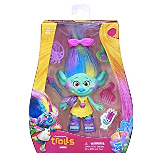 Trolls - B8830 - Figurine - Harper - 22 Cm