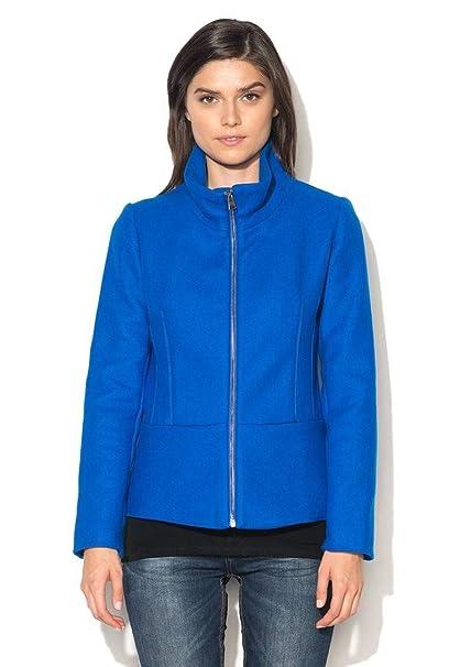 Desigual - Abrigo - Gabán - para mujer azul 42