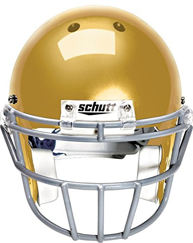 BLACK Schutt Super Pro OPO-SW Football Helmet Facemask