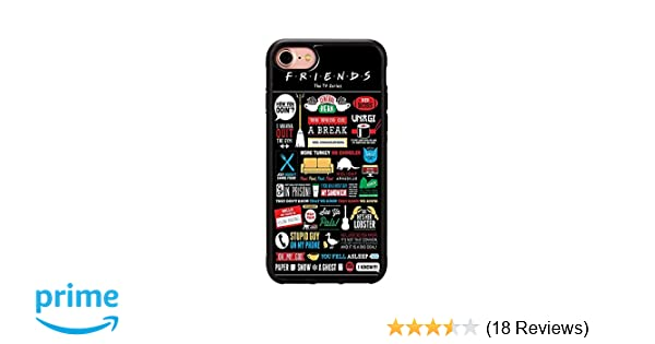 Friend Iphone 7 Case,Friends Tv Show Phone Case for Iphone 7 4.7