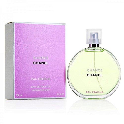 Chánél Chance Eau Fraiche 3.4oz Women's Eau de Toilette