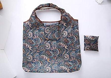 AMVBF Flamingo Bag Muchos Colores Poliéster Plegable ...