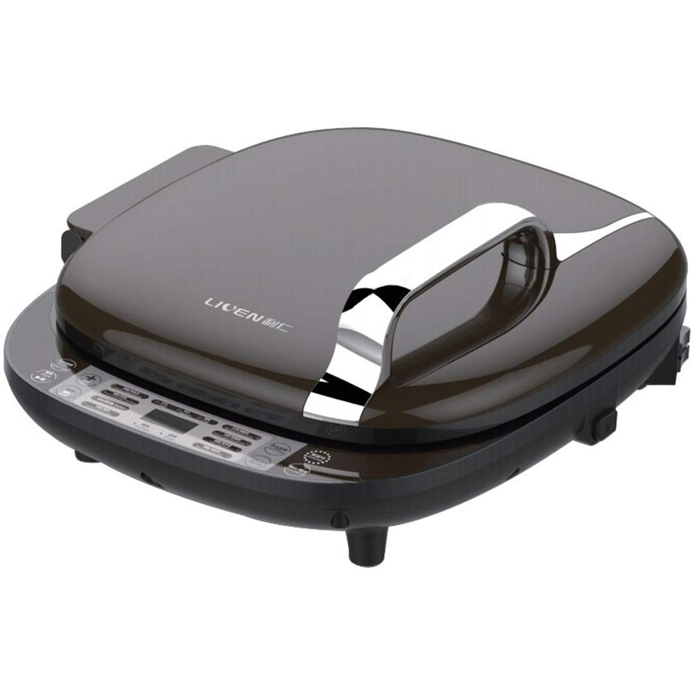 Liven Electric Baking Pan Skillet Griddle LR-D7350, 3 Power Control, Digital Display, Easy to Clean by LIVEN