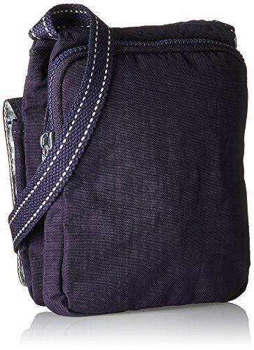 Purple C Blue Kipling portés épaule Eldorado Sacs Violet 0Tw8BY6q