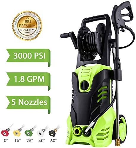 Homdox 3000 PSI Power Washer