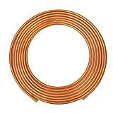 1/4'' ACR refrigeration copper tubing 50 foot