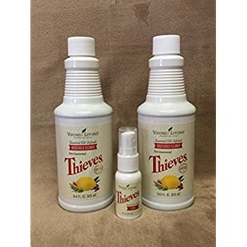 Amazon Com Thieves Household Cleaner Refill 64oz By Young