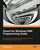 Kinect for Windows SDK Programming Guide Front Cover