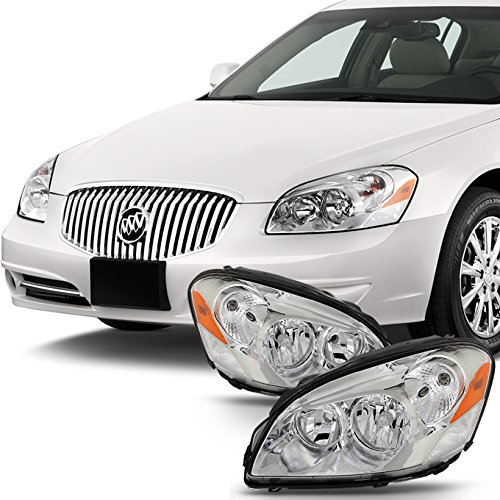 buick lucerne xenon headlights xenon headlights for buick. Black Bedroom Furniture Sets. Home Design Ideas