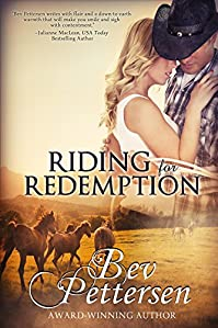 Riding For Redemption: Romantic Mystery by Bev Pettersen ebook deal