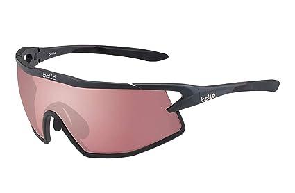 d4d72096d3 Amazon.com   Bolle 12517 B-Rock Matte Black Sunglasses