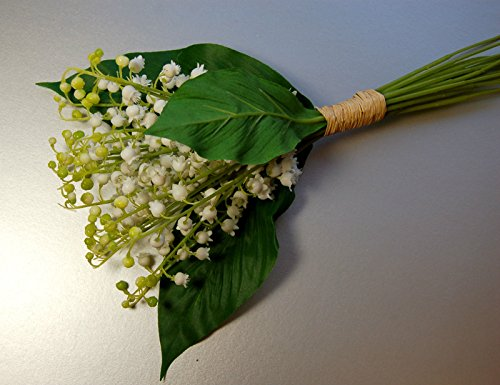Of Valley The Bouquet Lily (Artificial Lily of The Valley Bundle)