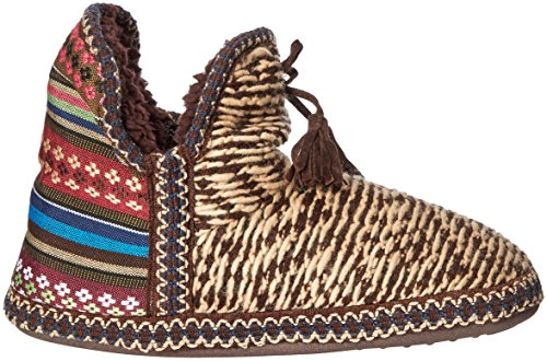 Muk Luks Womens Amira Slipper Multi
