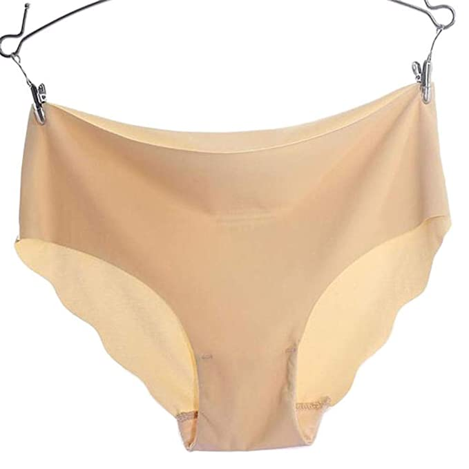 d84d1fb57fcd28 TTLOVE Damen Unterwäsche Damen Baumwolle Slip Panties Comfort Hipster  Unterhosen EIN Stück Frau Keine Spur Mittlere