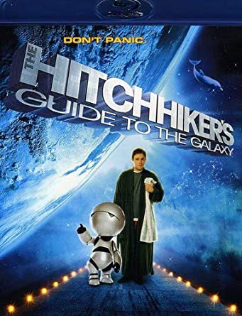 Amazon.co.jp | HITCHHIKERS GUIDE TO THE GALAXY DVD・ブルーレイ -