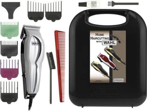 Wahl Balder Ultra-Close Haircutting Kit Negro, Plata - Afeitadora ...