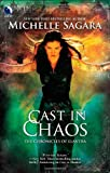 img - for Cast in Chaos (Chronicles of Elantra, Book 6) book / textbook / text book