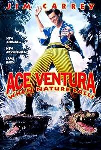 Amazon.com: ACE VENTURA - WHEN NATURE CALLS ORIGINAL MOVIE ...