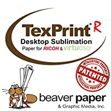 TexPrintR Sublimation Paper 110 Sheets (3.5-x-9)