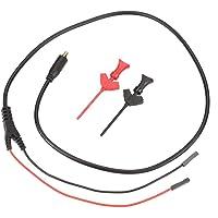 MCX Rojo Negro Gancho para sonda de prueba