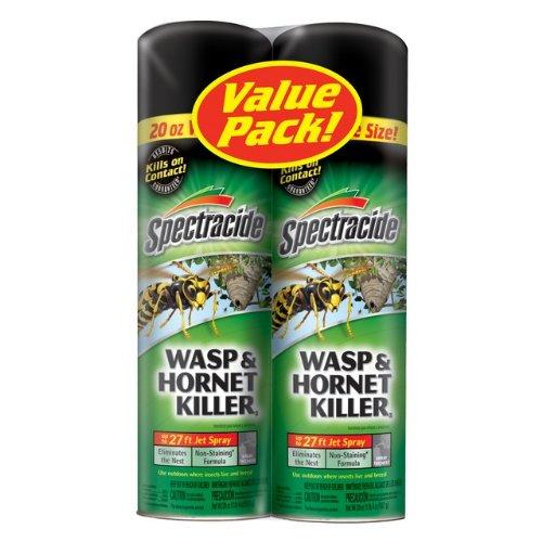 Wasp&Hrnt Kill 20oz 2pk (Hornet Wasp Killer)