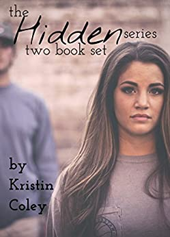 the HIDDEN series: YA Paranormal Romance by [Coley, Kristin]