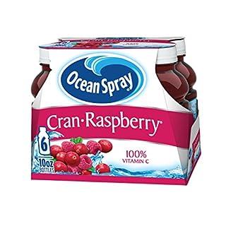 Ocean Spray Juice Drink, Cran-Raspberry, 10 oz (Pack of 24)
