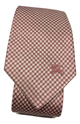 Burberry London Earl Equestrian Check Rose Pink Skinny - Rose Burberry Pink