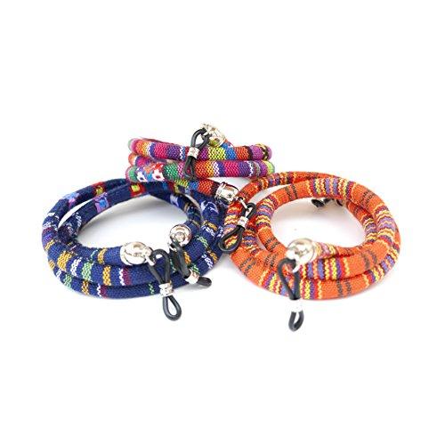 Tarifa Fashion Sunglasses Round Retainer Strap - Round Bundle by Tarifa Mediterranean Soul