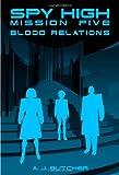 Blood Relations, A. J. Butcher, 0316780928