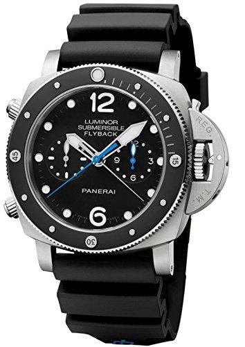 Panerai Luminor 1950 Submersible Mens Watch PAM00615