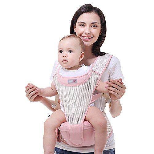 Neugeborene Baby-Größen-Schemel Der Babytragen Baby-Träger Eingewickelte Breathable Vier Jahreszeitmodelle Babybabyartefakt Kann Justiert Werden Leichtgewichtler, Einfach Durchzuführen A++