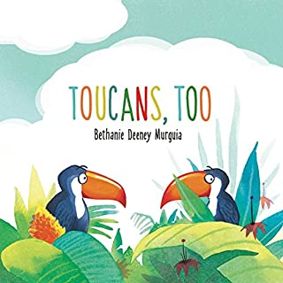Book Cover: Toucans, Too