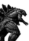 Bandai S.H.Monster Arts Godzilla 2017 Action Figure