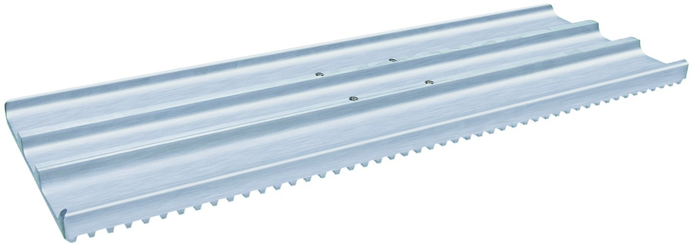 MARSHALLTOWN The Premier Line B361MT 36-Inch by 8-Inch Multigroove Bull Float with 1-Inch Spacing