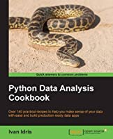 Python Data Analysis Cookbook Front Cover