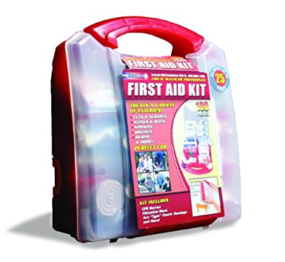 183 Piece First Aid Kit from Invacare