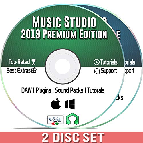 Beat Making Music Software Pro Pack - Best Music Production