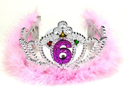 Forum Novelties 6th Birthday Flashing Tiara