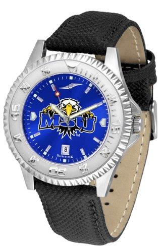 Linkswalker Mens Morehead State University Eagles Competitor Anochrome Watch