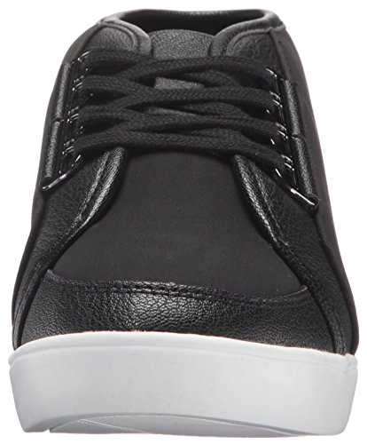 Nautica Fashion Mid Black Lubec Sneaker Women's 44qxv7Y